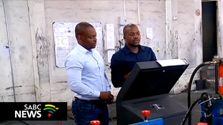 SABCNews Entrepreneur P - Small enterprises in KZN receive cash injection