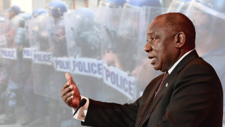 Ramaphosa visits SA's 'rape capital', calls on police to do better - SABC News - Breaking news, special reports, world, business, sport coverage of all South African current events. Africa's news leader.