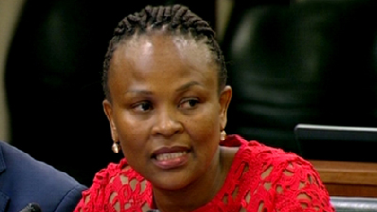 Differences between Mkhwebane, Malunga play out in Parliament - SABC News - Breaking news, special reports, world, business, sport coverage of all South African current events. Africa's news leader.