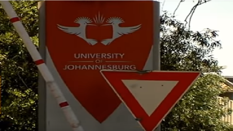 "SABC News  University of Johannesburg 1 - ""University of Johannesburg outsourcing while workers are on strike"""