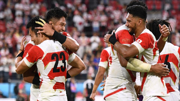 SABC News Japan Reuters 1 - World Cup hosts Japan move to best ever world ranking position