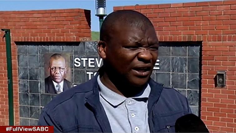 SABC News Malibongwe Mtima - No teaching for 35 E Cape schools