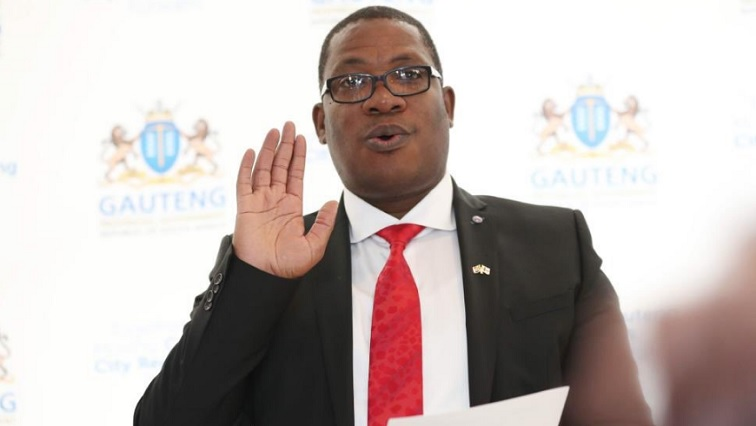 SABC News Panyaza Lesufi 1 - Gauteng Education launches online curriculum lessons