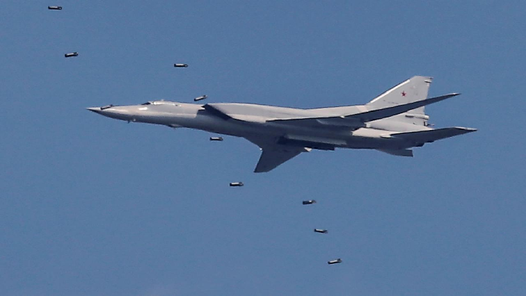Russian bomber jets