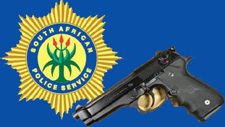 SAPS and guns