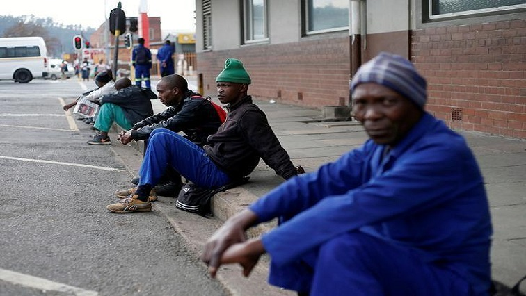 Unemployment 2 R - SA unemployment at highest level in 11 years