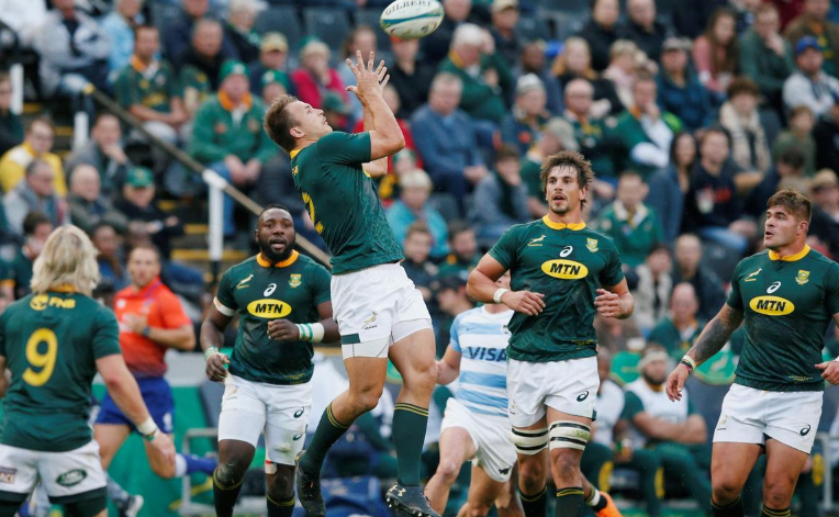 bokke - Springboks beat Wales to qualify for the final