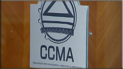 ccma logo sabc news - CCMA warns of job losses