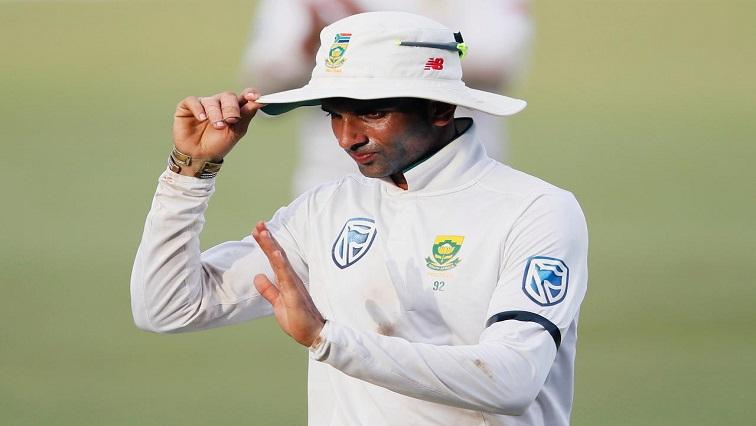 sabc news Keshav Maharaj  Reuters - Maharaj's maiden fifty pushes South Africa to 275