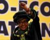 Madikizela-Mandela conferred with Doctor of Social Work degree