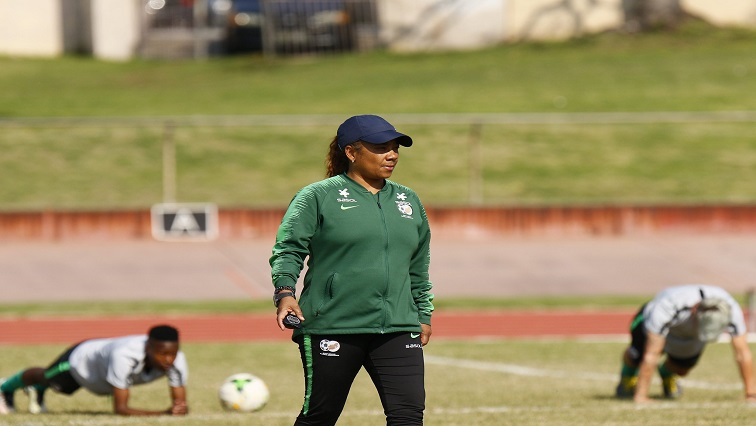 SABC News Banyana Twitter - Match against Japan an opportunity for Banyana to redeem themselves: Ellis