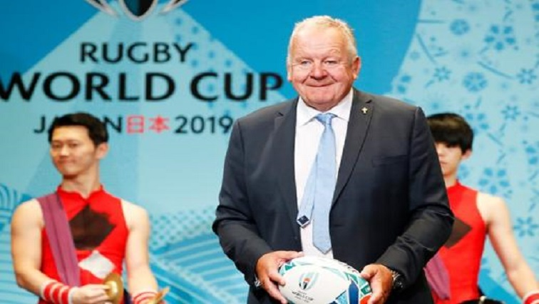 Bill Beaumont, SEPTEMBER 20, 2018 - Rugby : Rugby World Cup 2019 1YEAR TO GO KICK-OFF EVENT at Tokyo.