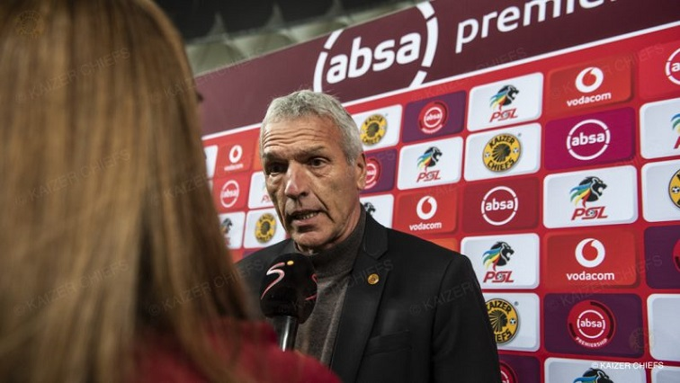 SABC News Chiefs Twitter 1 - Middendorp on Derby tactics & Pirates