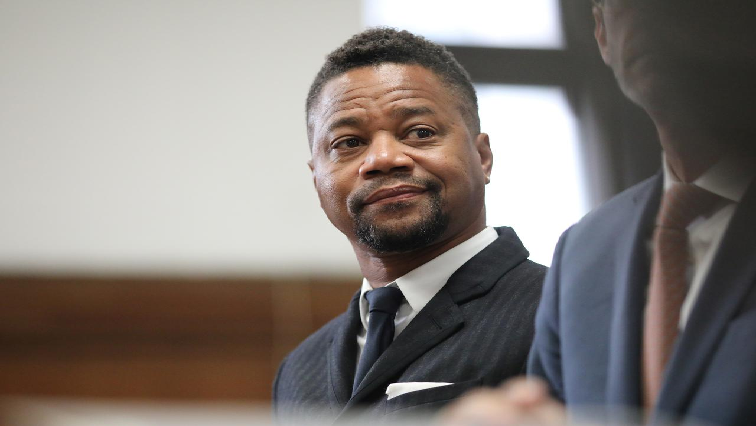 SABC News Cuba R - Actor Cuba Gooding Jr. pleads not guilty to new charges in groping case