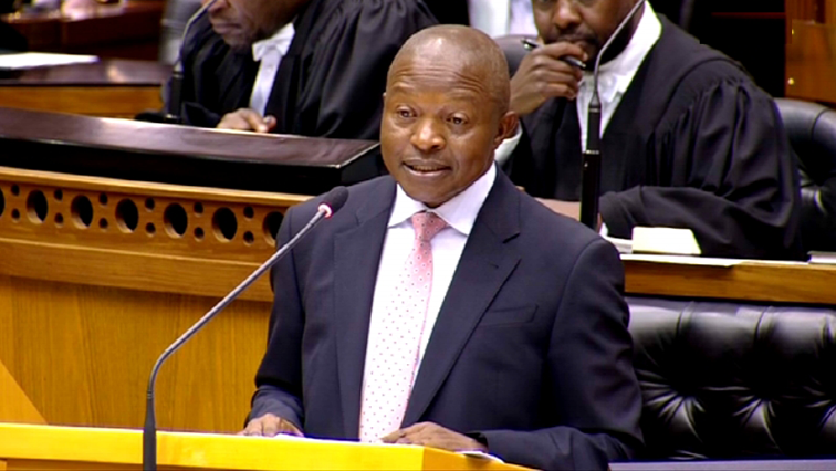Mabuza back in National Assembly on Wednesday - SABC News - Breaking news, special reports, world, business, sport coverage of all South African current events. Africa's news leader.