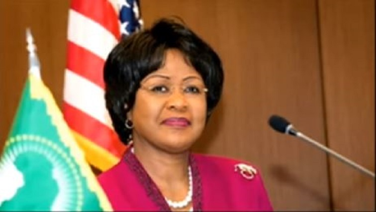 The former Ambassador was sent a letter in October from AU Commission Chair Moussa Faki that brought her tour of duty at the top AU official in Washington to an end.