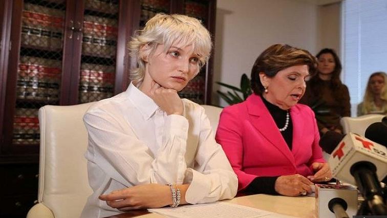 SABC News Epstein AccuserR - Latest Epstein accuser calls on Prince Andrew to talk to US authorities