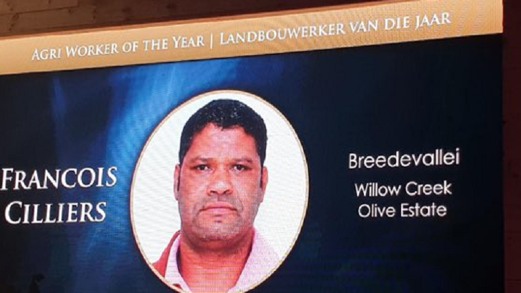 SABC News Farmer P - Western Cape agricultural workforce honoured at Prestige Agri Awards