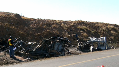 Harrismith Crash