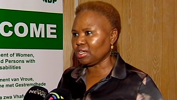 SABC News Lindiwe Zulu - Disability Rights Awareness Month to focus on economic inclusivity