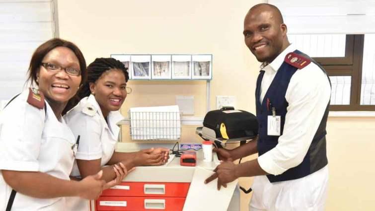 SABC News NHI Clinic Lusiki vukuzenzele.gov .za  - Ramaphosa urges SA citizens to rally behind NHI implementation