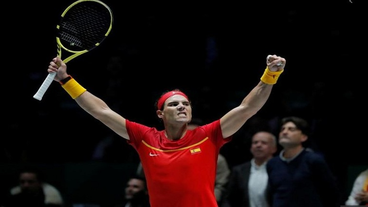 Nadal rescues Spain but heartbreak for Djokovic's Serbia - SABC News - Breaking news, special reports, world, business, sport coverage of all South African current events. Africa's news leader.