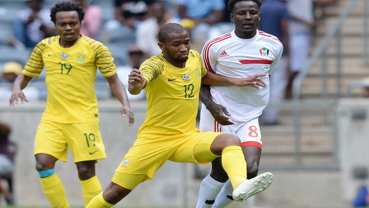 Bafana redeem themselves with a 1-0 win over Sudan - SABC News - Breaking news, special reports, world, business, sport coverage of all South African current events. Africa's news leader.