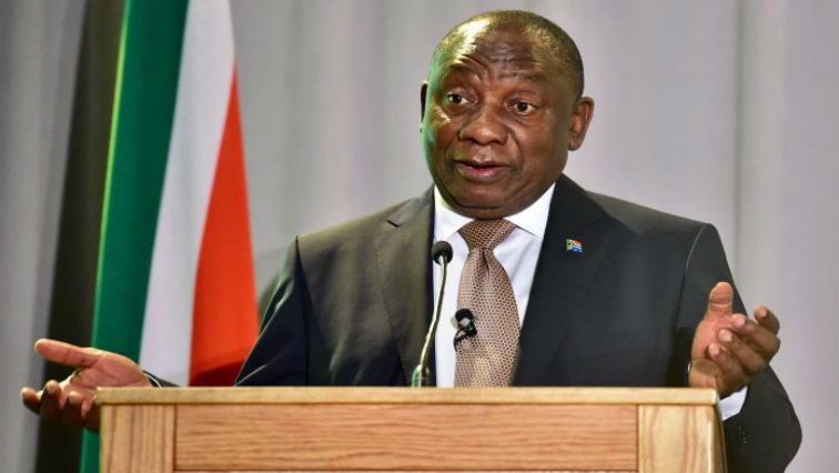 SABC News Ramaphosa GCIS 1 - R363 billion made in investment commitments for SA