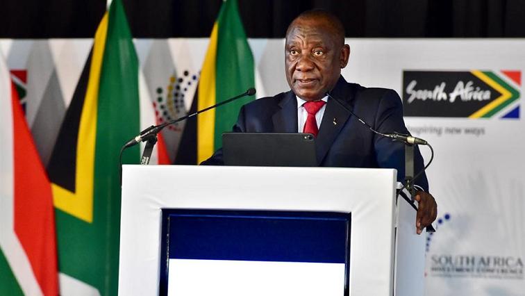 SABC News Ramaphosa P - Saftu slams SA Investment Conference
