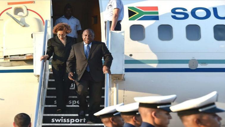 SABC News Ramaphosa Twitter @PresidencyZA2 - Ramaphosa confident BRICS countries will overcome challenges
