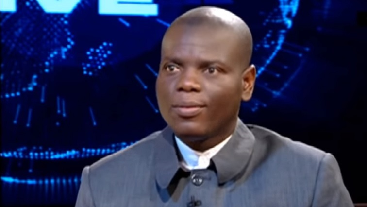 SABC News Ronald Lamola - NPA donor money to be managed by National Treasury: Lamola