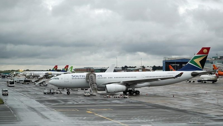 SABC News SAA Reuters 1 - SAA cancels all flights scheduled for Friday and Saturday