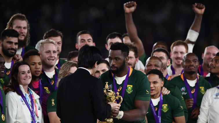 SABC News Siya Twitter - Springboks thank South Africans for their support