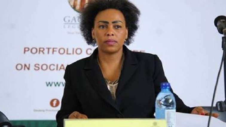 MEC Thuliswa Nkabinde-Khawe.