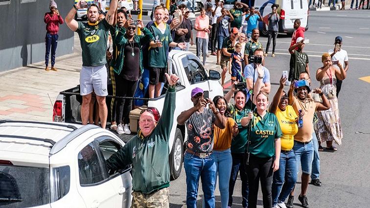 SABC News Tour P - Boks ready to wow Port Elizabeth fans on Sunday