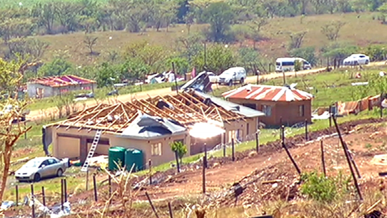 SABC News uMshwathi Tornado Damage - Identities of two killed in KZN tornado revealed