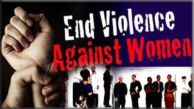 End Violence Against women Logo