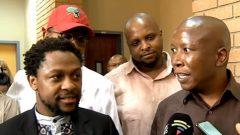 Ndlozi and Malema