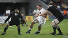 Rugby World Cup - Semi Final - England v New Zealand
