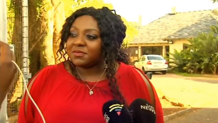 Sheila Senkubuge
