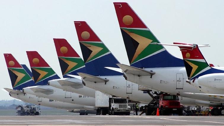 SAA planes