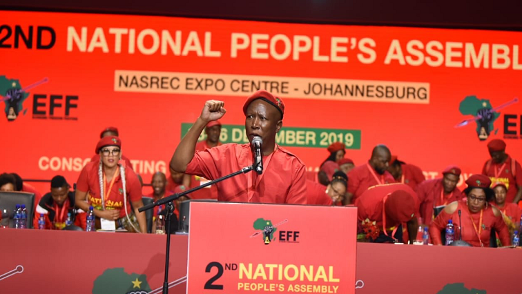 EFF media ban exposes totalitarian bent: Daily Maverick - SABC News - Breaking news, special reports, world, business, sport coverage of all South African current events. Africa's news leader.
