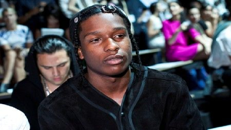 SABC News AAP Rocky R - A$AP Rocky hits the stage in Sweden four months after assault conviction