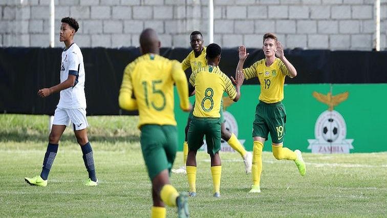 SABC News COSAFA Twitter - Amajita show no mercy to Mauritius as they kick off Cosafa defense