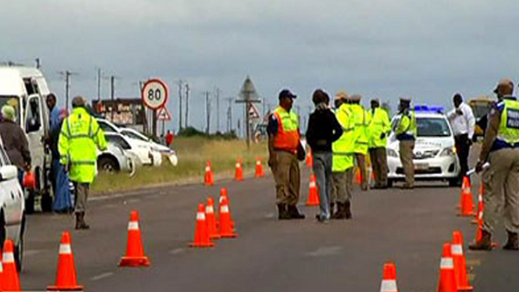 SABC News Drunk Driving - More than 200 people arrested over the weekend for drunk driving