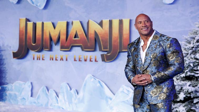 SABC News Dwayne Johnson Jumanji R - 'Jumanji: The Next Level' Levels Up With $60 Million Debut, 'Richard Jewell' Stumbles