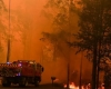 Giant fire near Sydney may burn for weeks