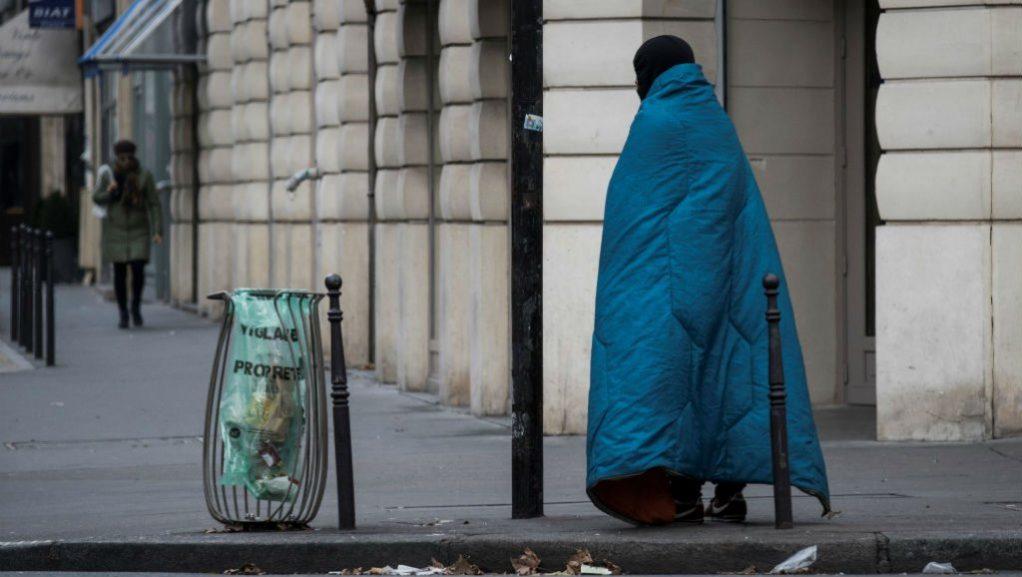 SABC News Homeless AFP 1022x577 - Joburg homeless people feel let down amid lockdown measures