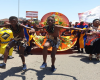 Indoni festival concludes with colourful parade