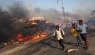 Kenya police officers among ten killed in bus attack